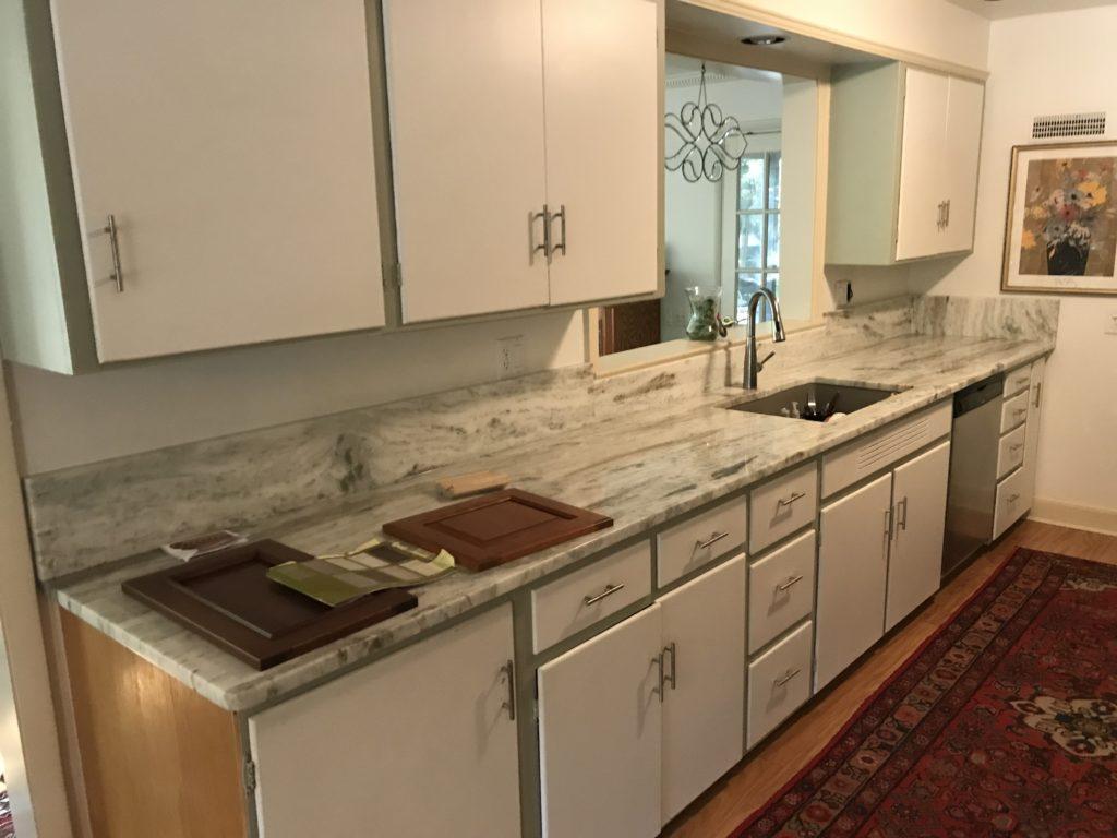 new look kitchen refacing