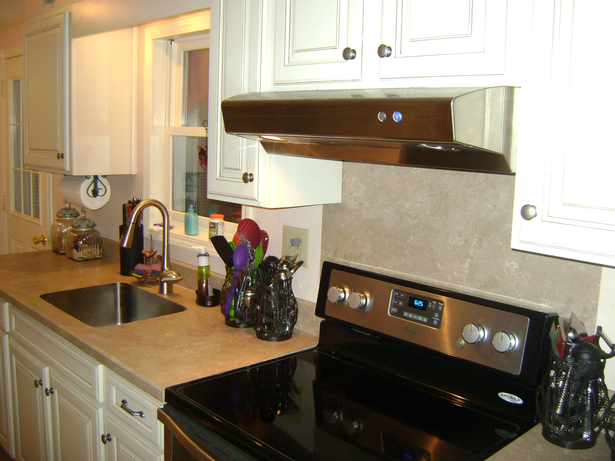 cabinet painting in rochester
